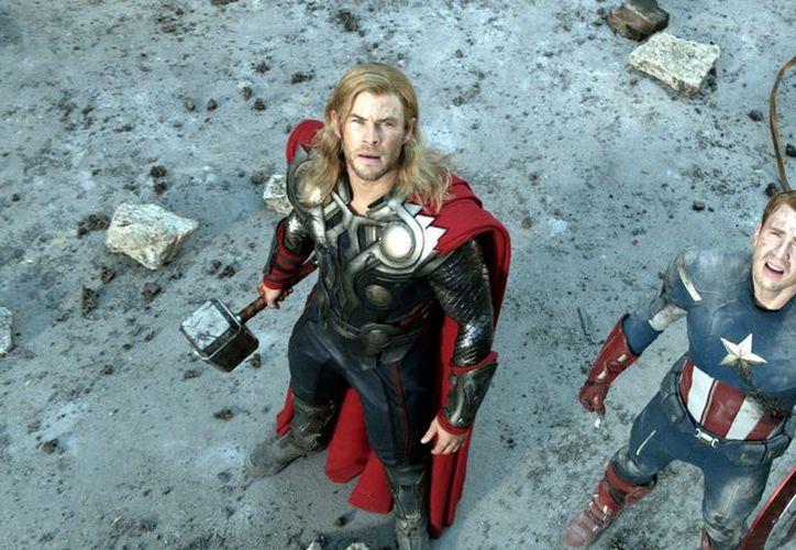 Actualmente se realiza el rodaje de la secuela de Thor. (Agencia Reforma)