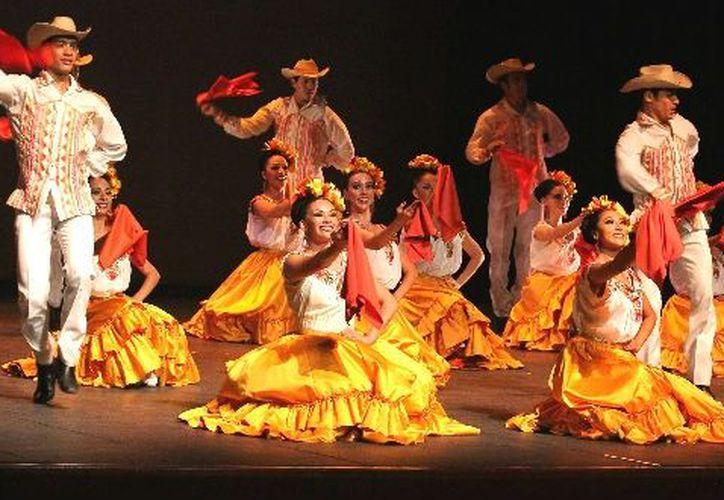 Ballet de México de Amalia Hernández. (Archivo Notimex)