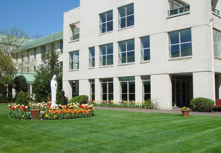 El centro Our Lady of Thornwood, en Nueva York, se pondrá a la venta. (ourladyofthornwood.com)