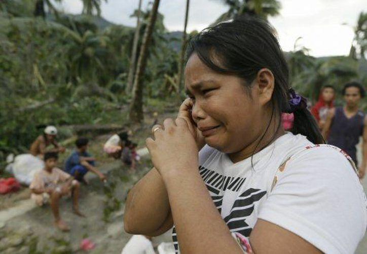 La tormenta ha dejado miles de personas sin hogar. (Agencias)