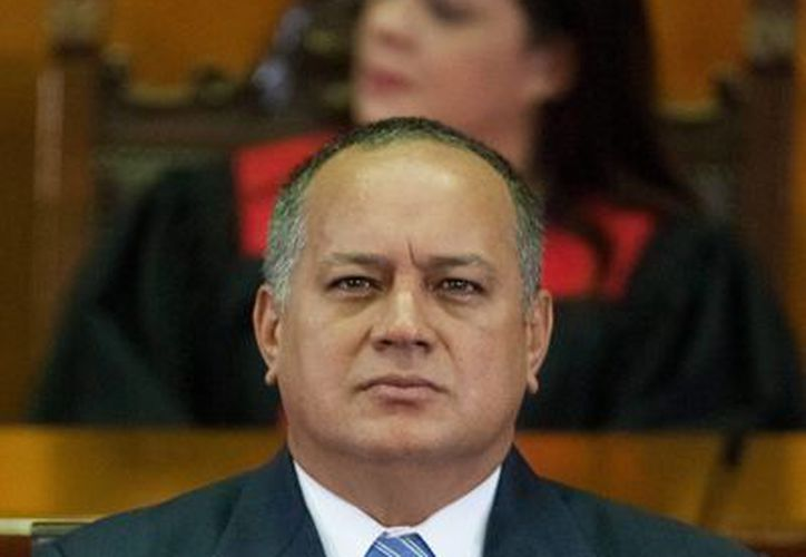 Cabello no informó cuándo planea viajar a Cuba. (EFE)