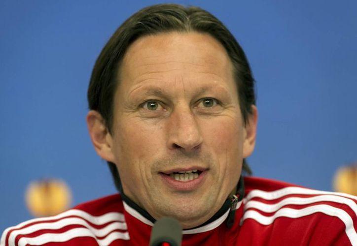 El Leverkusen pagará un poco más de dos millones de dólares por el traspaso de Schmidt. (EFE)