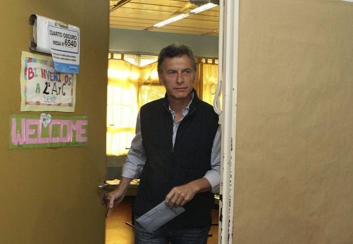 En la imagen, el alcalde de Buenos Aires, el opositor y líder del partido PRO, Mauricio Macri. (EFE)