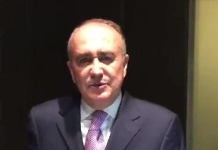 El periodista Pedro Ferriz de Con se destapó como candidato a la Presidencia de la República en 2018. (Captura de pantalla/Facebook)
