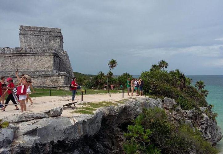 Por sus diversos atractivos, como Tulum, Quintana Roo es uno de los destinos preferidos del segmento norteamericano. (Sara Cauich/SIPSE)