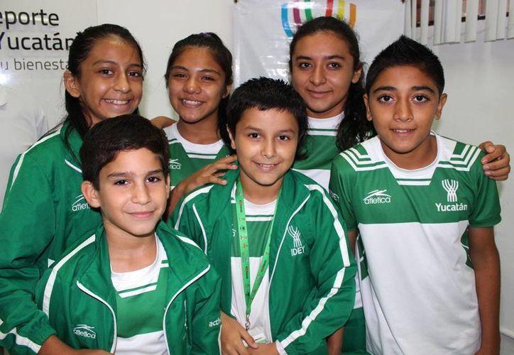 Equipo local de judo que participará en el Campeonato Panamericano que se realizará en Puerto Rico. (Milenio Novedades)