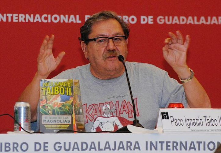 La frase con la que Paco Ignacio Taibo II, escritor nacido en España, celebró su inminente nombramiento como titular del Fondo de Cultura Económica, ha indignado a personalidades de la política, intelectuales y feministas. (Milenio)