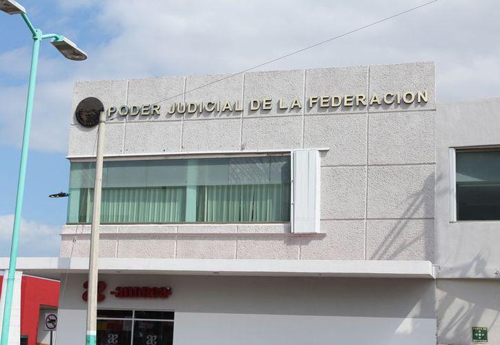 El ex  titular de la dependencia pretendía contrarrestar un procedimiento administrativo. (Foto: Benjamín Pat/SIPSE)