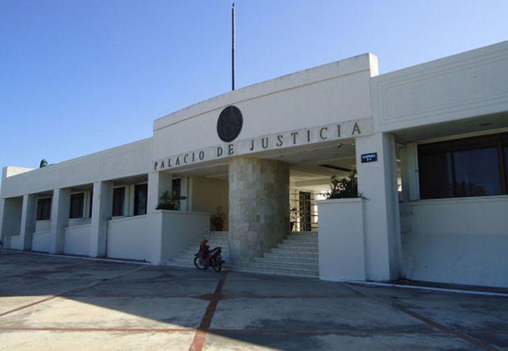 El magistrado vinculado al paquete de impunidad de Roberto Borge, agregó que el presidente del Poder Judicial no le recordó su obligación.