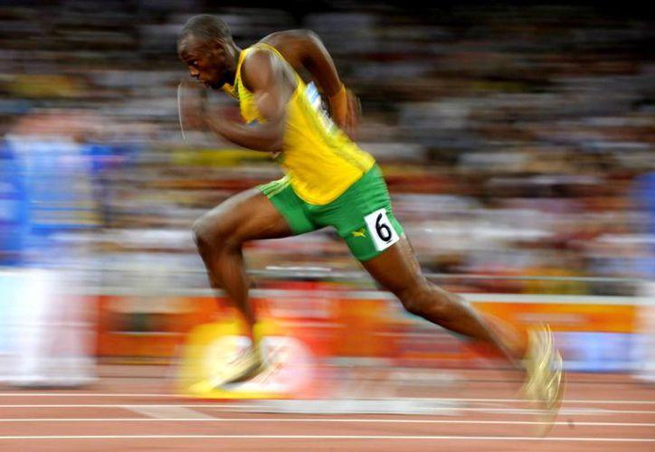 Ussain Bolt correrá sus últimos Juegos Olímpicos en Brasil, pero su última gran carrera será en 2017. (sports.bycampbell.com)