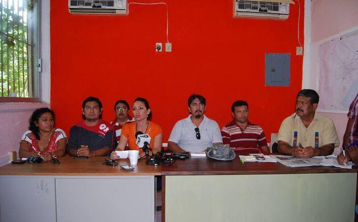Integrantes de los Comités iniciaron su sesión a partir de las 14 horas en las instalaciones del  Sindicato Nacional de Trabajadores de la Educación (SNTE). (Tomás Álvarez/SIPSE)