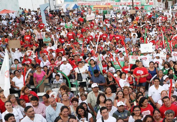 """Ayer, entre la clase política del PRI en Yucatán surgieron los nombres de """"suspirantes"""" a encabezar la dirigencia estatal del tricolor. (SIPSE)"""