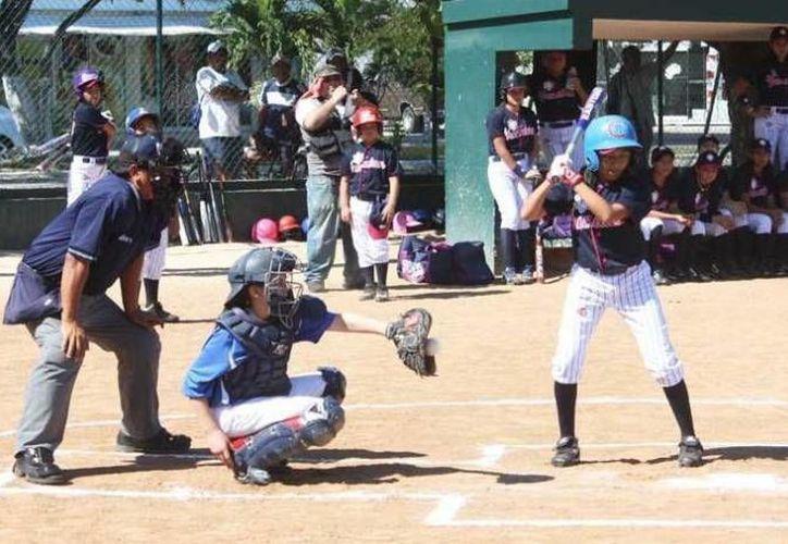 El torneo yucateco 'Princesa Maya' de beisbol femenil será de 6 días, 2 de los cuales serán de 'try out'. (foto de contexto de Milenio Novedades)