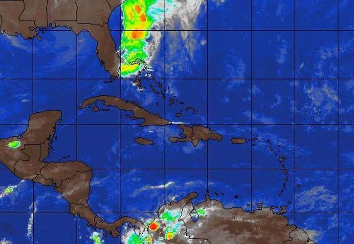 Prevén un 70% de humedad para el estado de Quintana Roo. (Cortesía/SIPSE)
