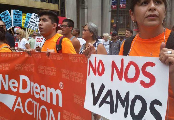 La Península de Yucatán recibirá a los estudiantes deportados de Estados Unidos, con los brazos abiertos y con una opción de trabajo inmediata. (Contexto/Internet)