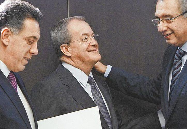 """""""Cero legalización de autodefensas"""", afirmó Monte Alejandro Rubido (Agencias)"""