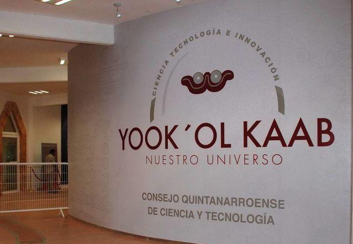 """Planetario  de Chetumal, """"Yook'ol Kaab"""". (Redacción/SIPSE)"""