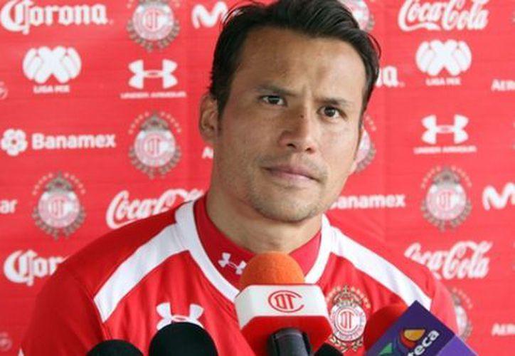 El Club Deportivo Toledo de la segunda división del fútbol español informó la contratación de Aarón Galindo. (Toluca).