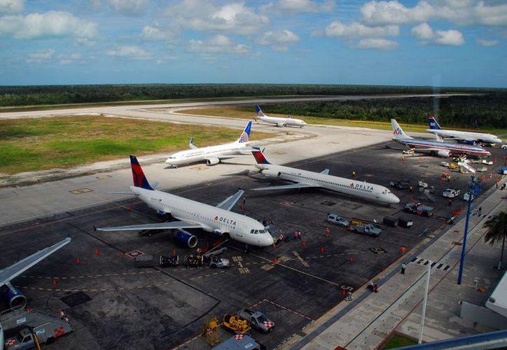 La aerolínea Volaris conecta Cozumel-Guadalajara dos veces a la semana. (Foto: Contexto/Internet)