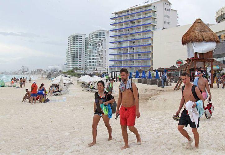 Las cifras turísticas en Quintana Roo superaron las proyecciones que realizó Sedetur. (Jesús Tijerina/SIPSE)