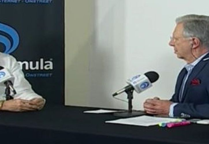 De la Madrid asegura que Acapulco se está recuperando (Grupo Fórmula)