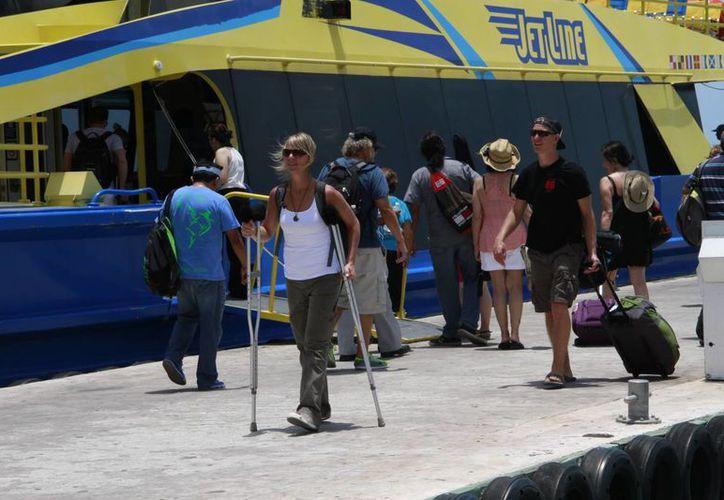 En Cancún y la Riviera Maya hay más de 15 hoteles que están habilitados para dar servicio a personas con discapacidad. (Tomás Álvarez/SIPSE)