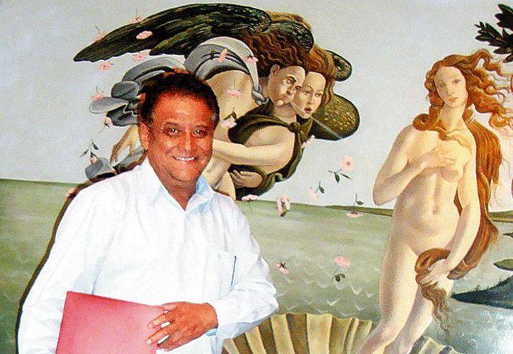 El empresario preso Manuel Samuel Castro. (Milenio)