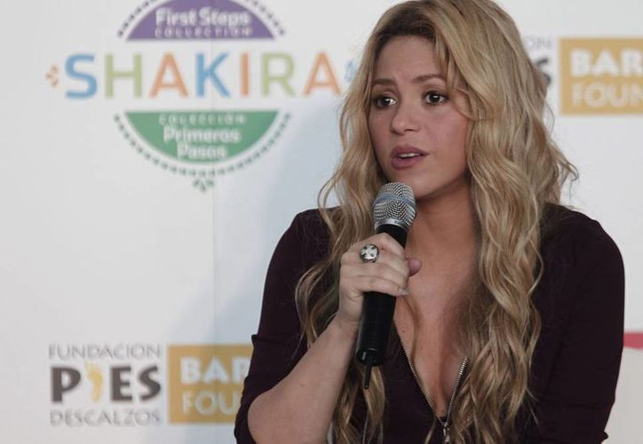Shakira se suma a la ola de rechazo que originó la declaración de Trump, en contra la comunidad inmigrante que vive en Estados Unidos y en particular contra la mexicana. (Notimex)