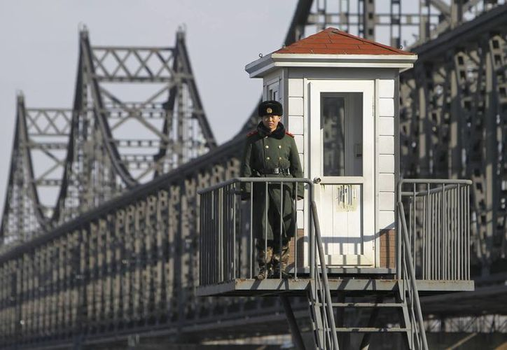 La vigilancia con aviones no tripulados permitiría aumentar la vigilancia sobre Corea del Norte ante sus repetidas amenazas nucleares. (EFE)