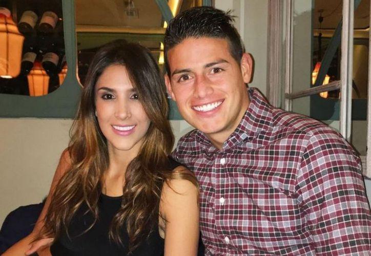 Ospina dejó su carrera deportiva a un lado al casarse con el centrocampista. (Contexto)