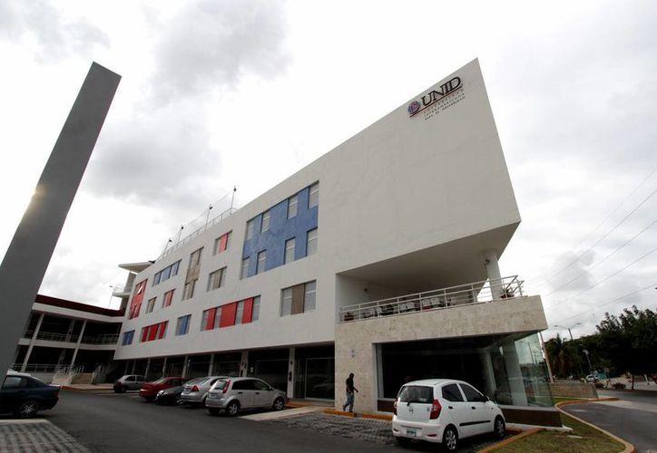 La Universidad Interamericana de Desarrollo tiene convenio con empresas de Cancún. (Redacción/SIPSE)