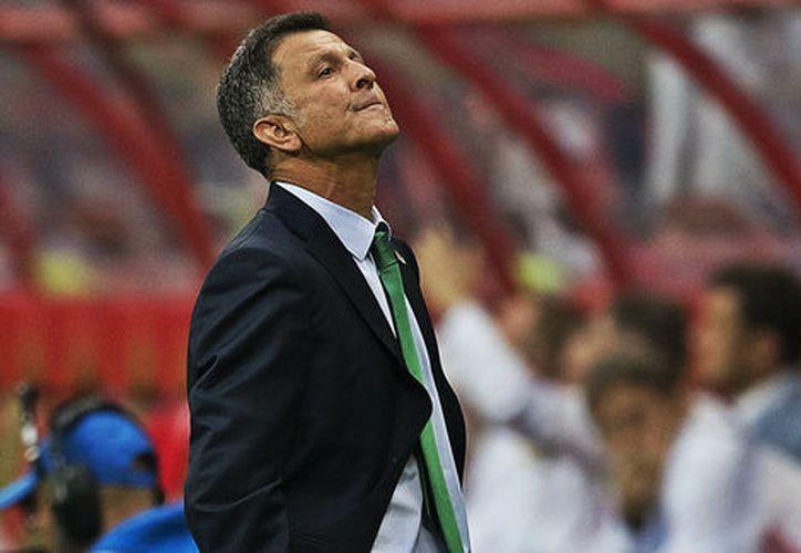 Juan Carlos Osorio no ha recibido una muestra de apoyo. (Imago7)