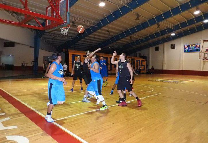 Los equipos jugarán la jornada 12 y 13 del torneo de básquetbol. (Raúl Caballero/SIPSE)