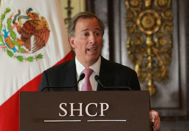 Es la segunda ocasión en que José Antonio Meade ocupa la Secretaría de Hacienda a lo largo de su trayectoria política. (Notimex)