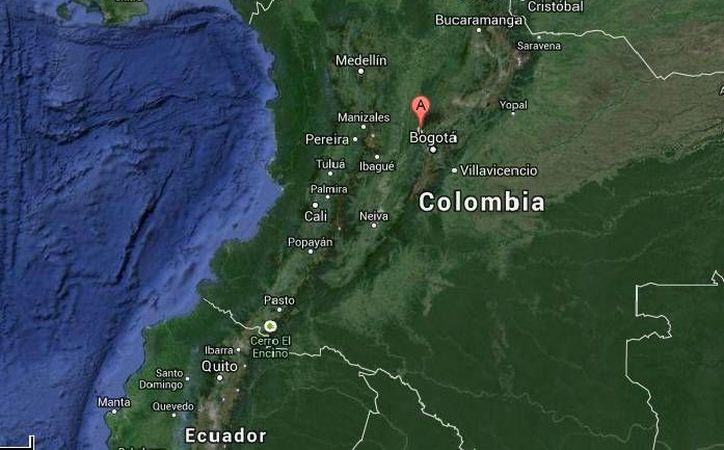 Hasta ahora se desconoce la causa del asesinato en contra del comandante Juan Carlos Guerrero en La Vega, en el departamento del Cauca. (Google Maps)