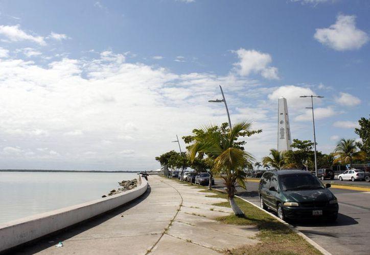 Esto se lleva a cabo con el fin de conservar la tranquilidad de la zona. (Francisco Sansores/SIPSE)
