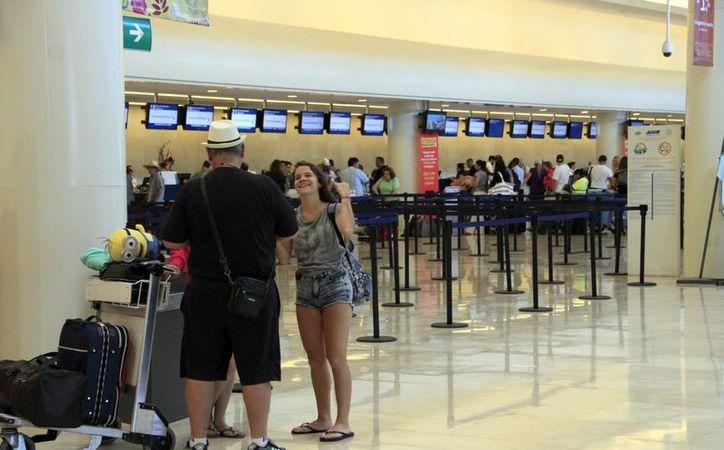 La apertura de Cuba está atrayendo principalmente al mercado de Estados Unidos y Canadá. (T. Álvarez/ SIPSE)