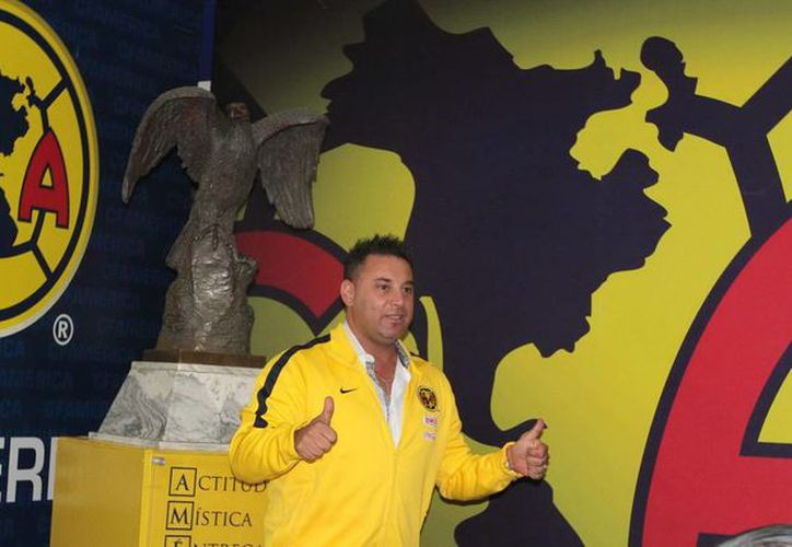 Desde este martes, Antonio Mohamed está al frente de las Águilas del América. (Notimex)