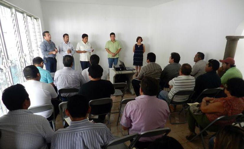 Los funcionarios municipales fueron capacitados en Tizimín. (Milenio Novedades)