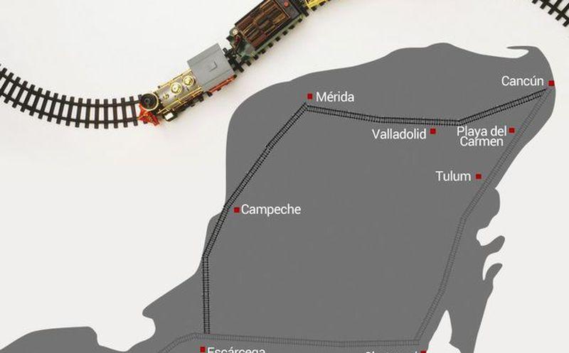 Conoce el proyecto del Tren Maya de AMLO