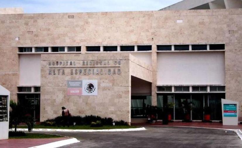 Las Jornadas Académicas se realizarán este jueves 13 y el viernes 14 de junio en el Auditorio del HRAEPY. (Archivo/Sipse)
