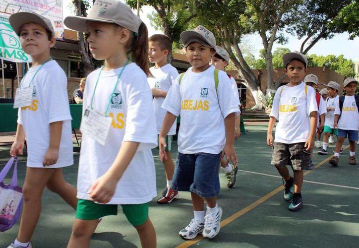 El IMSS realizará actividades para todos los niños en esta temporada de vacaciones de verano. (Milenio Novedades)