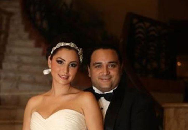 Cuando Borge planeaba volar a París, su ex esposa estaba en la Ciudad de México. (Quién)