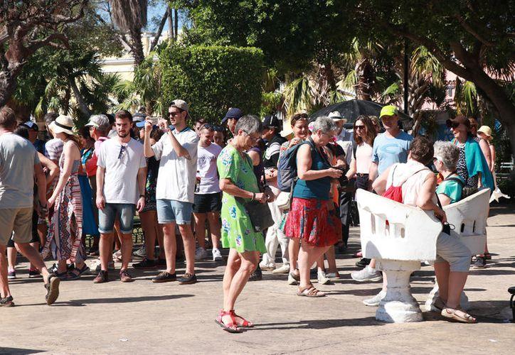 Nacionales y extranjeros tendrán nuevas opciones de viajes. (Novedades Yucatán)