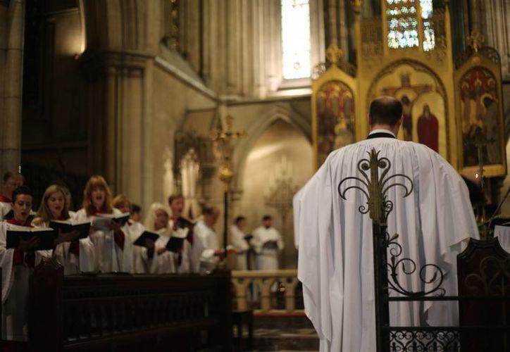 El Vaticano les dice 'basta' a los habituales cantos de iglesia durante las liturgias, con el objetivo de renovar los esquemas. (Agencias)