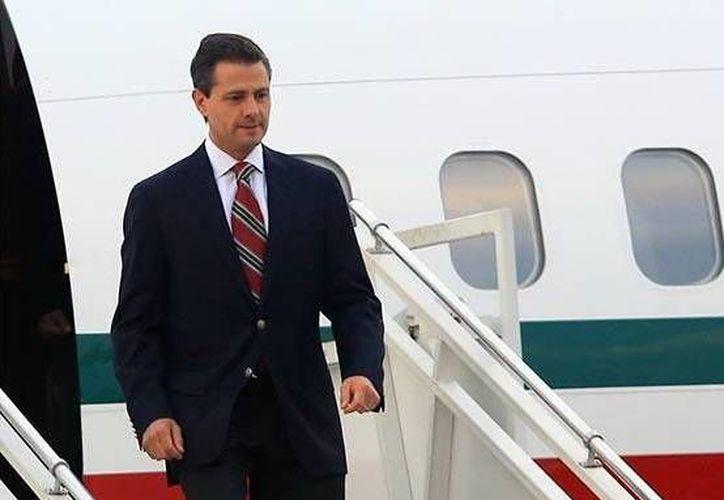 El presidente Enrique Peña Nieto ya visitó tres veces el Estado. (Milenio Novedades)