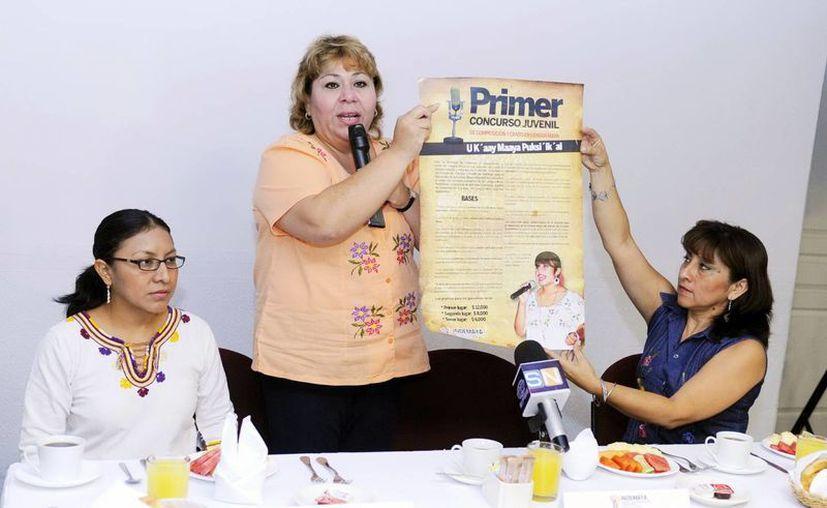 La convocatoria está dirigida  a mayahablantes de 15 a 30 años, residentes de la Península. (SIPSE)