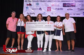 Torneo de golf a beneficio de la Cruz Roja Cancún