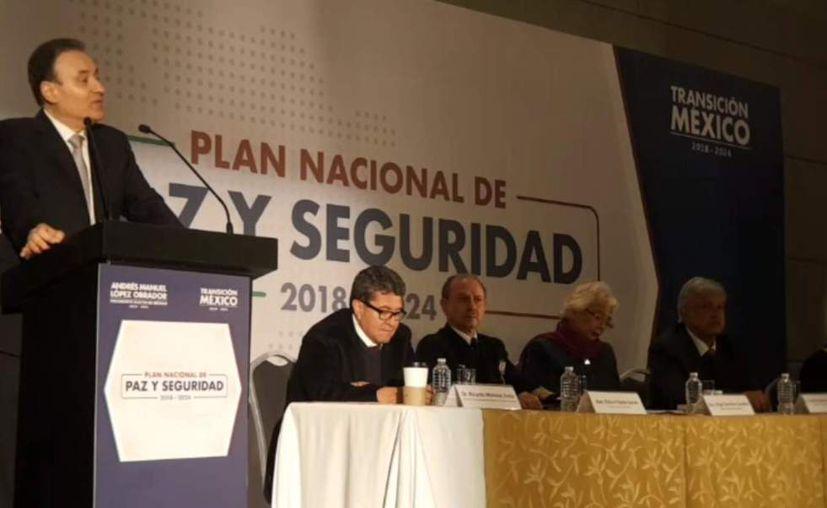 El equipo del presidente electo, Andrés Manuel López Obrador, presentó el proyecto. (televisa.com)
