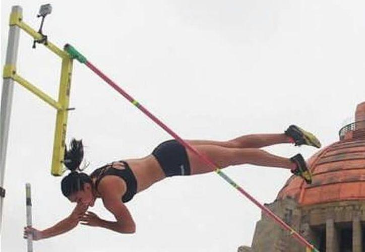 Quinto encuentro internacional de Salto con Garrocha. (Foto: Medio Tiempo)